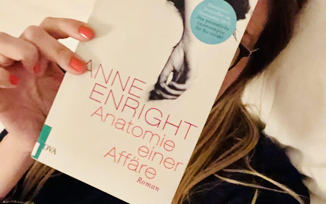  Rezension  Anatomie einer Affäre – Anne Enright