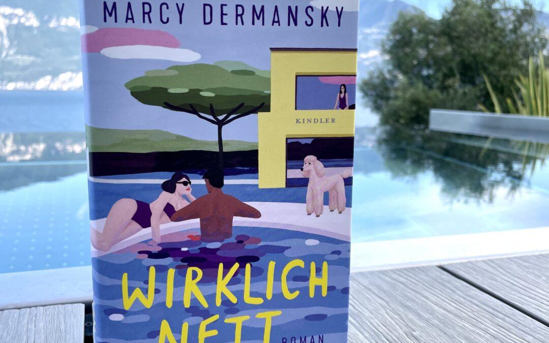  Rezension  Wirklich nett – Marcy Dermansky
